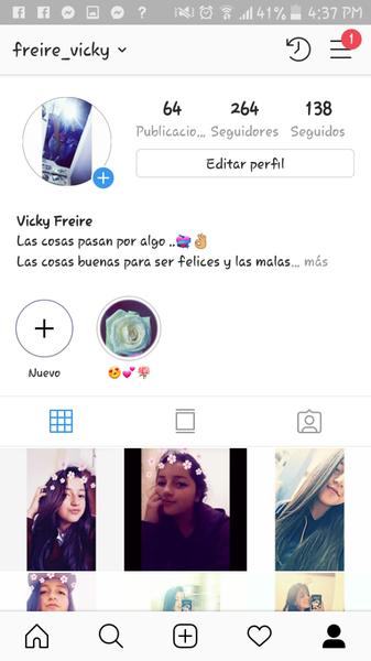 Holaa Vicky Nos seguimos en instagram