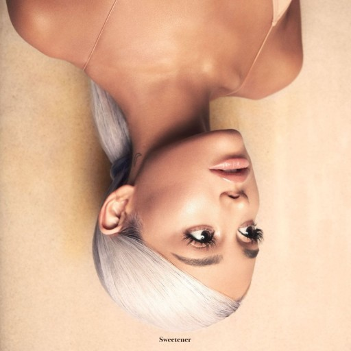 sweetener is out now