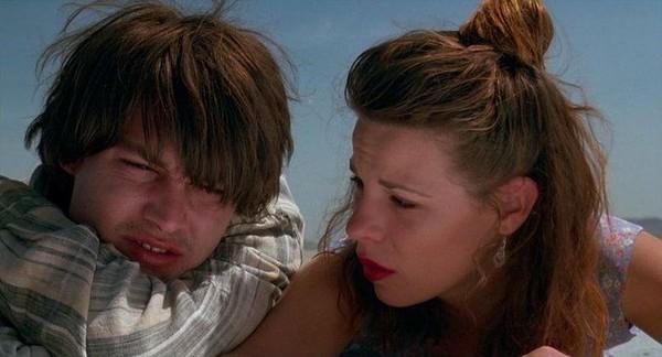 Hiç arkana bakmadan gitmeyi düşündün mü Sadece bir milyon kez  Arizona Dream