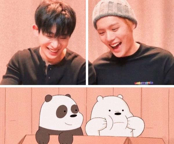 Thanks to whoever make this i love panda  Im soft