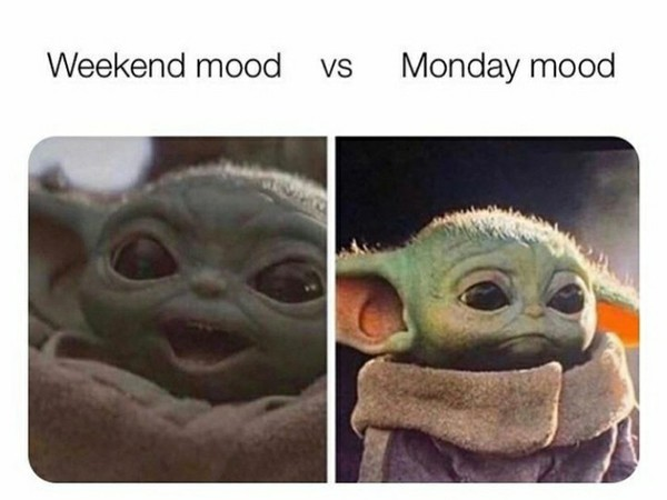 Baby Yoda ist der tollste