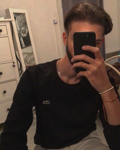 Une photo dans un miroir