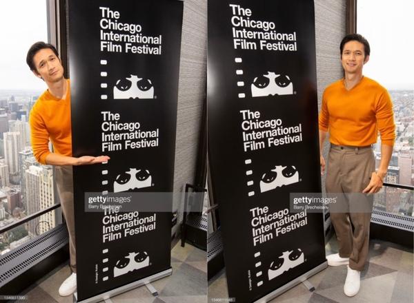 news  Zdjęcia promocyjne podczas Chicago International Film Festival