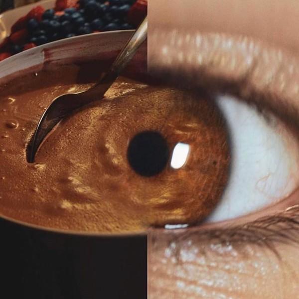 Какого цвета твои глаза
