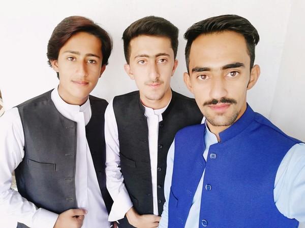 Eid Mubarak people