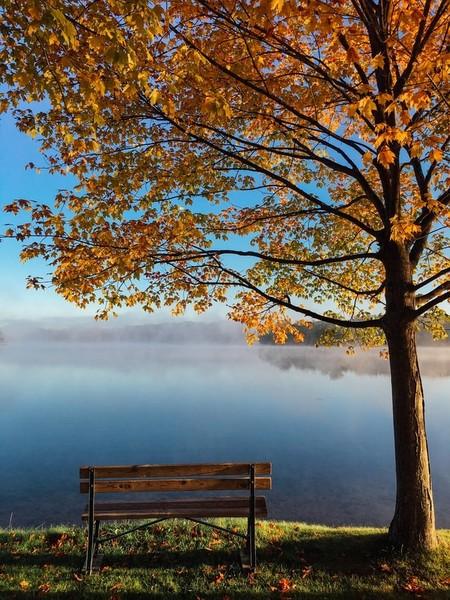 Jesień jest takim czasem w roku kiedy Matka Natura mówi spójrz jak łatwe