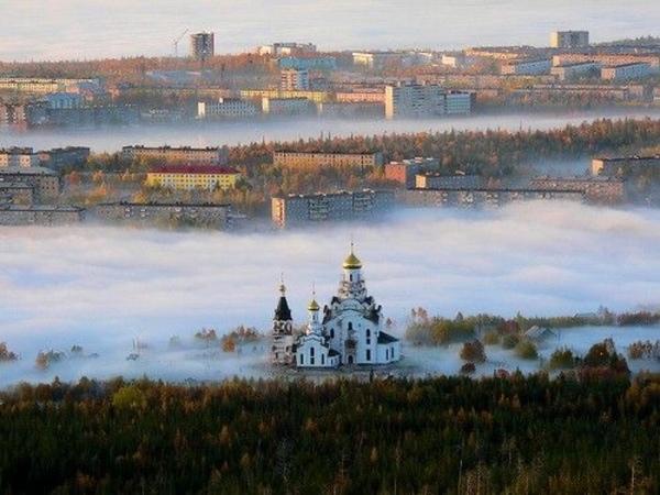 Какие вы 5 городов России посетители бы с удовольствиемНе учитываем Москву и