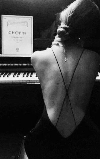 Te gusta el piano Lo tocas o lo probarías