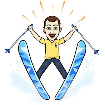 Kannst du Ski fahren