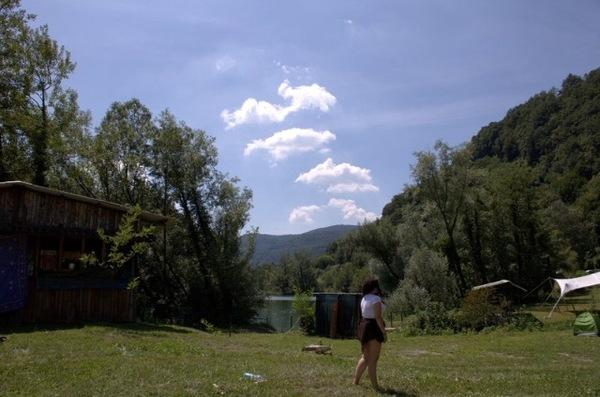 Poste ein Sommerfoto