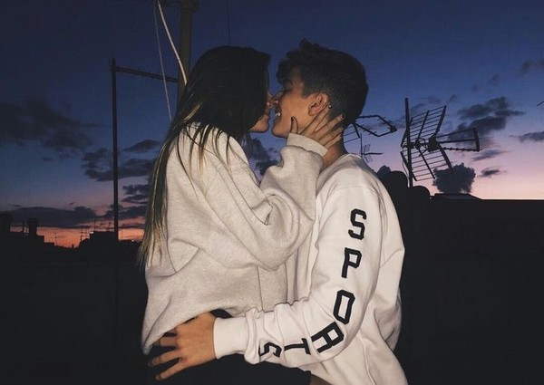 Когда был первый поцелуй