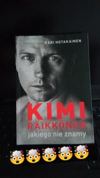 Książka którą teraz czytam to