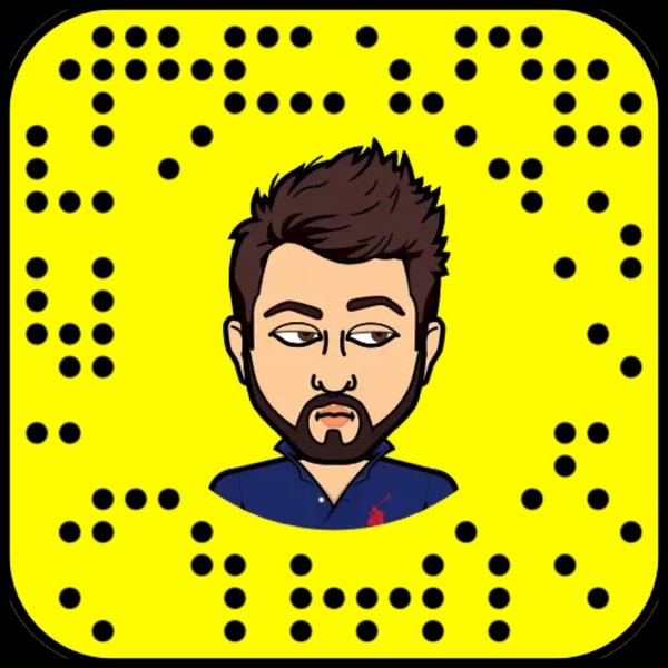 Put your Snapchat icon