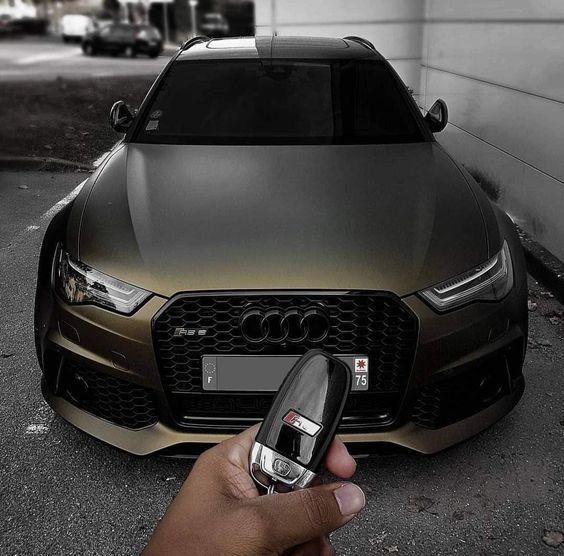 Audi oder BMW