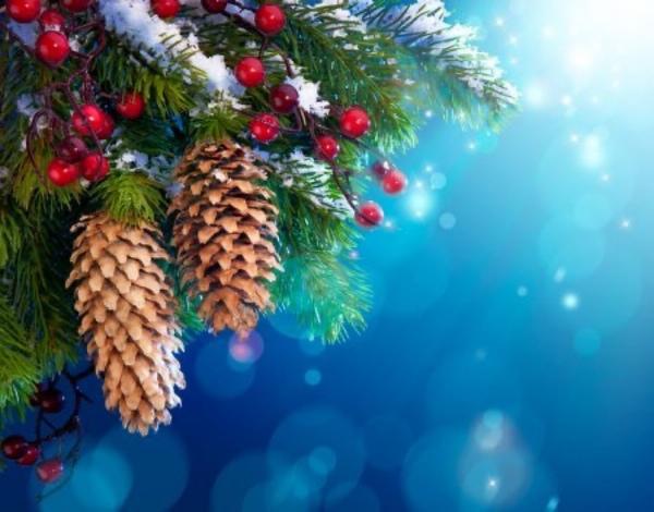 Всех поздравляю с Новым годом