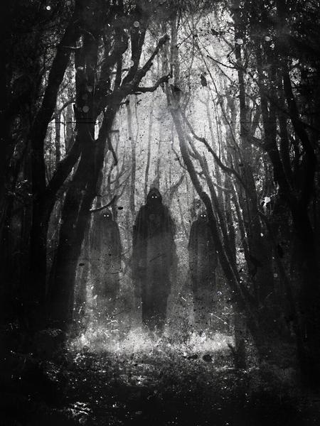 Приближается тьма