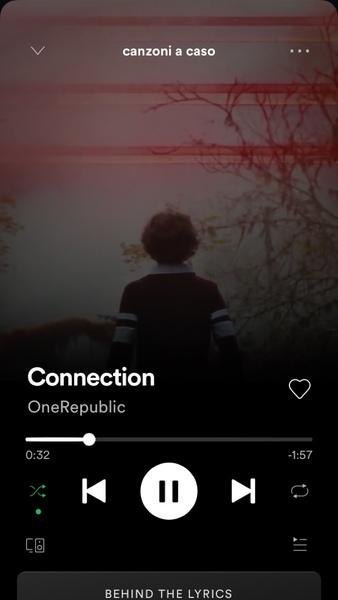 Qual è stata lultima canzone che hai ascoltato su Spotify