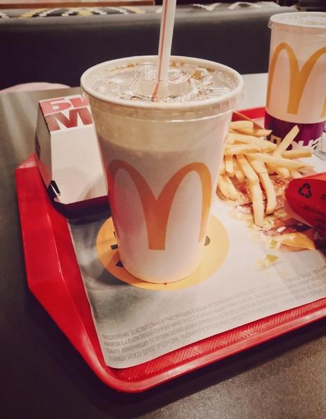 Ты бы смогла целый месяц питаться только в Макдоналдсе