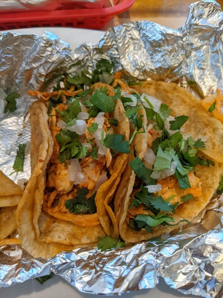 Do you like to eat tacos If not what about burritos or wraps in general What do