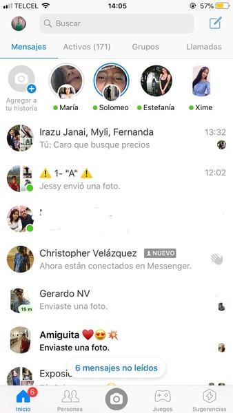 ss de messenger