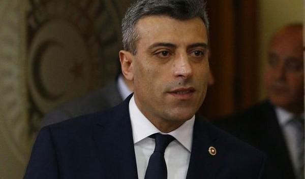 E Diplomat Musul Başkonsolosu Bağımsız Milletvekili Öztürk Yılmaz ile yapmış