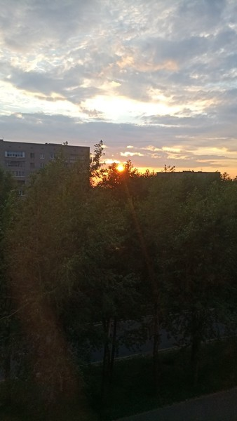любишь закаты
