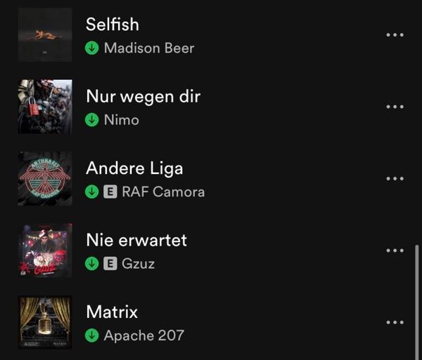 gute Lieder