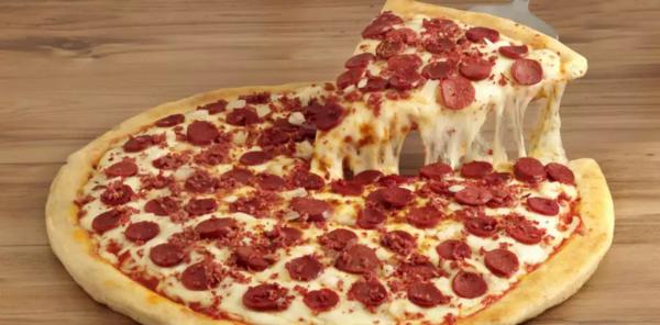 Самая любимая начинка в пицце