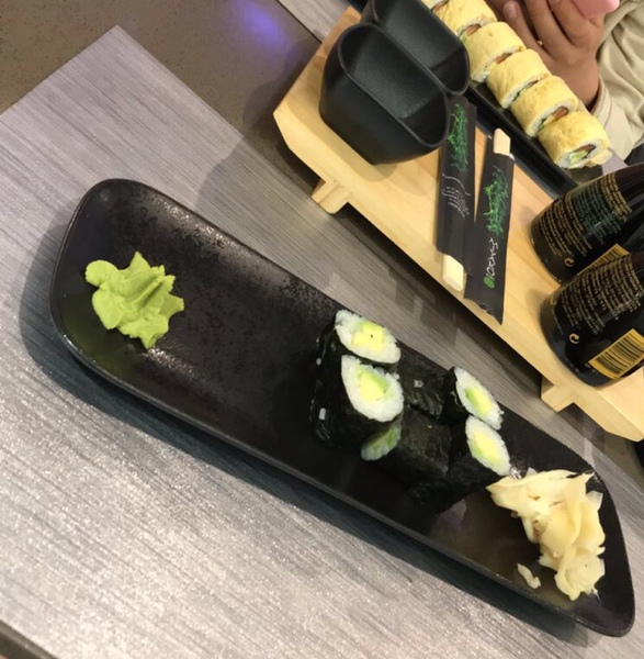 Lubisz sushi