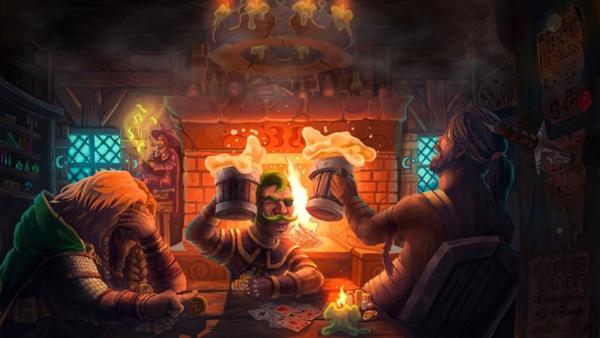 Добрый день Давайте немного о волшебном в фэнтази много всяких народовэльфы