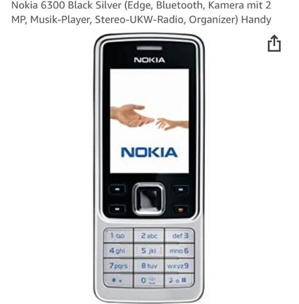 Was war dein erstes Handy