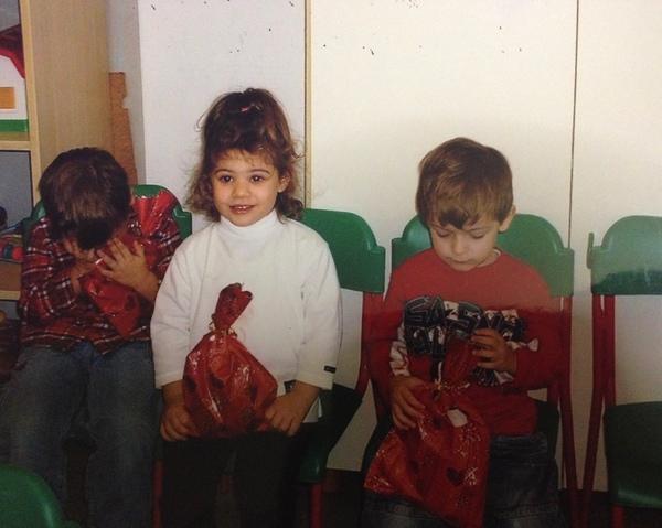 Buonasera ask Pubblicate una vostra foto da piccoli sono curiosa di vedere