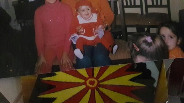 Çocukluğundan bir fotoğraf