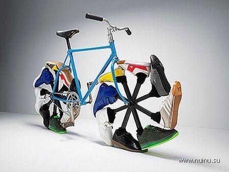 Привет ваша ассоциация к слову велосипед
