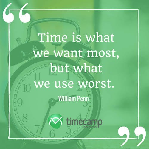 Best time management tips according to you