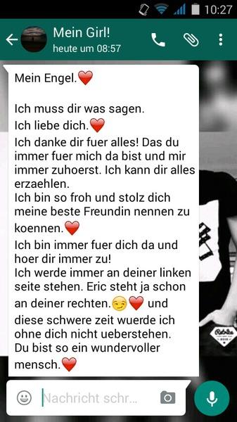 Freundin texte lang beste Geburtstagstext Lang