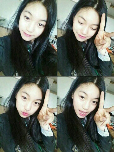 Post your predebut picture