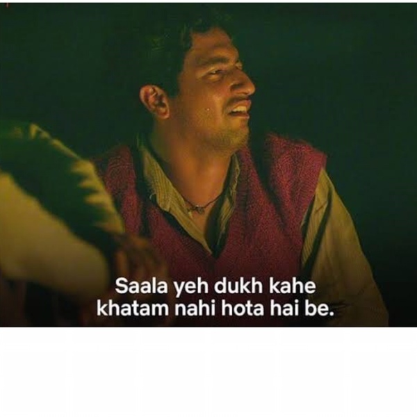 Describe ur life using a meme dialogue
