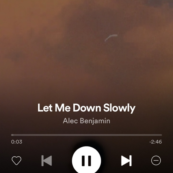 Podaj piosenki jakich teraz słuchasz