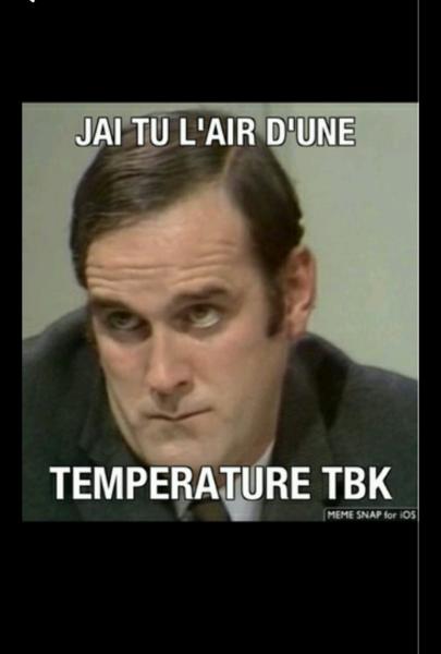 Tes chaud