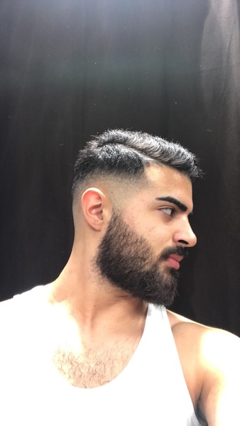 Vertrau mir mach deine Haare kürzer wird dir stehen