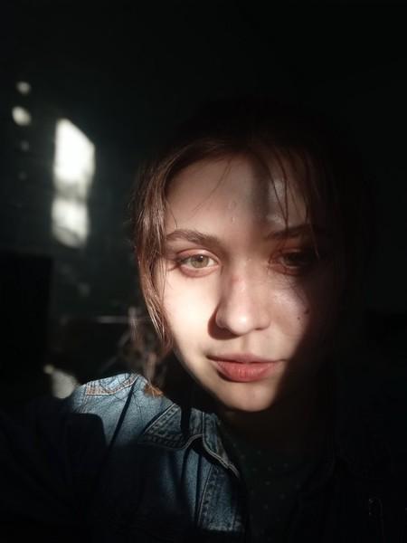 фотку своим красивых глаз