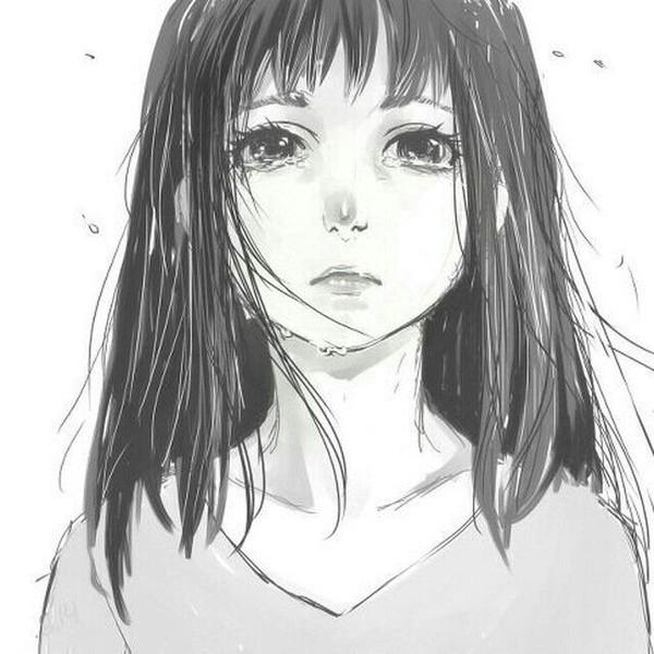 بان في وجهها الصبور بكاء