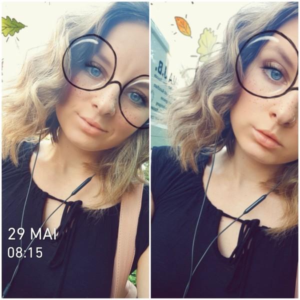 Locken oder glatte Haare bei Girls