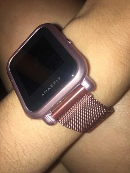 Какие у тебя часы