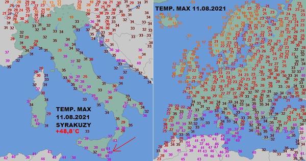 Stało się  mamy kolejne rekordy ciepła gdzie dokładnie i ile  więcej szczegółów