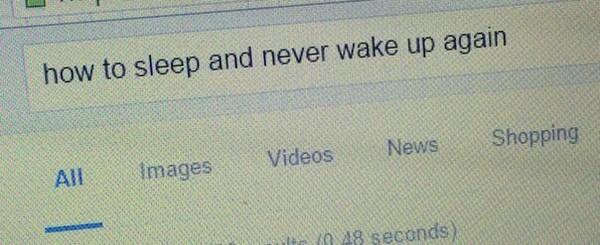 О чем ты думаешь прямо перед тем как заснуть