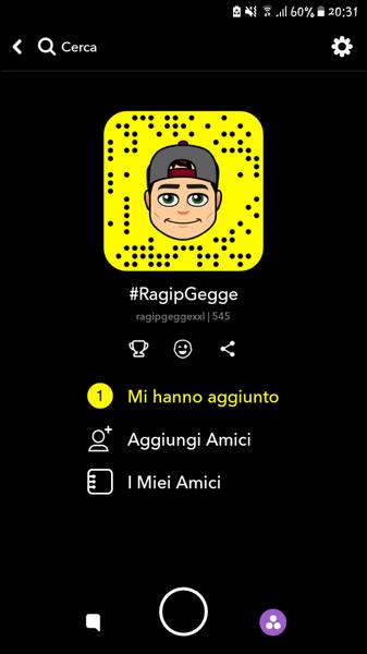Come ti chiami su Snapchat