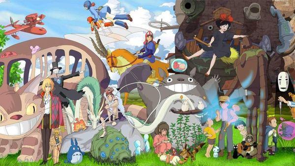 Lo sai che Kiki è uno dei pochi cartoni della Ghibli che non ho mai visto Forse