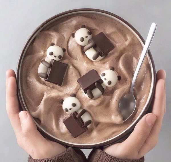 Schon Pandas gegessen